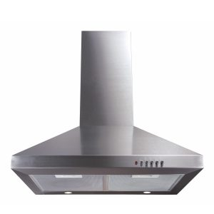 CDA ECH61SS 60cm Stainless Steel Chimney Cooker Hood Kitchen Extractor Fan