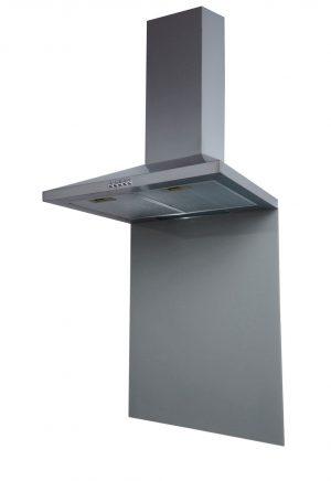 SIA SP60GY 60cm x 75cm Grey Toughened Kitchen Glass Splashback