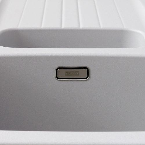 Franke Aveta 1.5 Bowl Stone Grey Tectonite Reversible Kitchen Sink & Waste kit