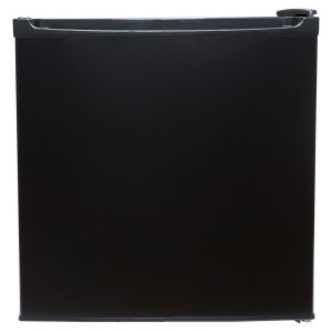 SIA 38L Black Table Top Mini Freezer & 47L Black Mini Drinks Fridge With Ice Box
