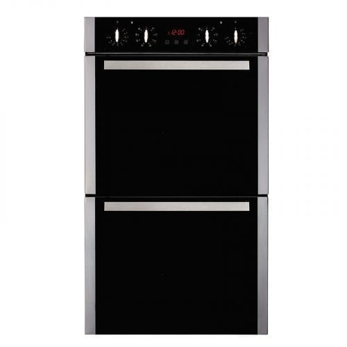 CDA DK1151SS 60cm Built-In Electric Touch Control Double Tower True Fan Oven