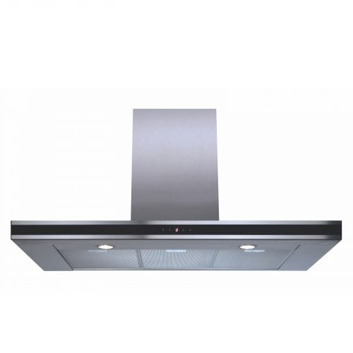 CDA EVP101SS 100cm Touch Control Linear Cooker Hood In Stainless Steel