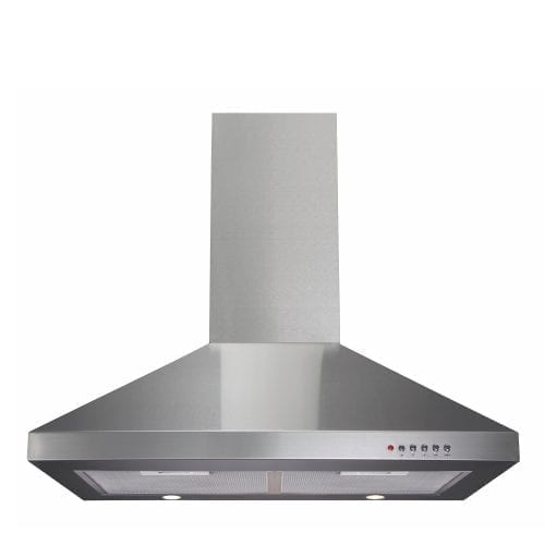CDA ECH71SS 70cm Chimney Cooker Hood Extractor In Stainless Steel