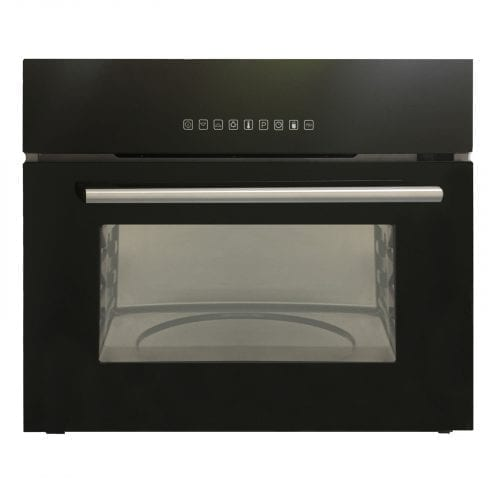 SIA STV01 Touch Control Digital LED Built In Combination Steam Oven In Black