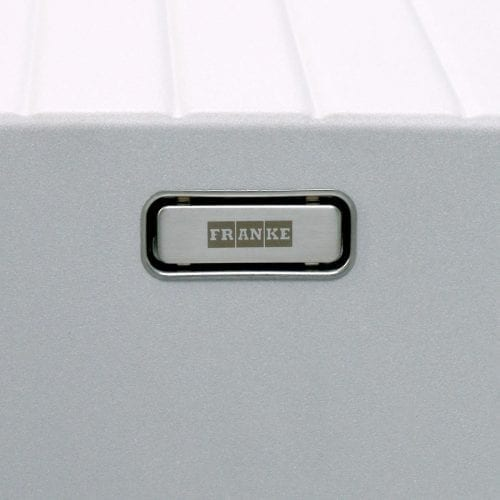 Franke Aveta 1.0 Bowl Stone Grey Tectonite Reversible Kitchen Sink & Waste Kit