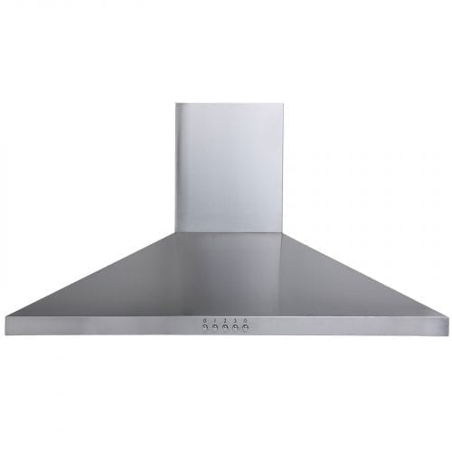 SIA CH71SS 70cm Stainless Steel Chimney Cooker Hood Extractor Fan + 1m Ducting