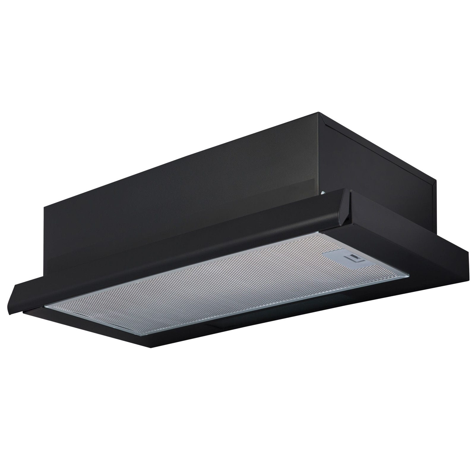 sia tsc60bl 60cm black telescopic integrated cooker hood kitchen rh shipitappliances com Ceiling in Kitchen Island Hood Ceiling Extractor Fan Bathroom