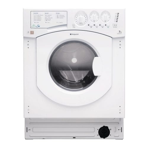 Hotpoint BHWD149 Aquarius White 7kg 1400rpm Integrated Washer Dryer