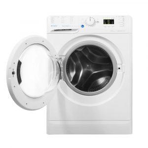 Indesit BWA 81283X W 1200 Spin Freestanding Washing Machine In White A+++