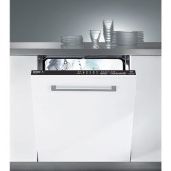 Hoover HDI 1L38-80 60cm Fully Integrated Built In Dishwasher A+ Energy Rating