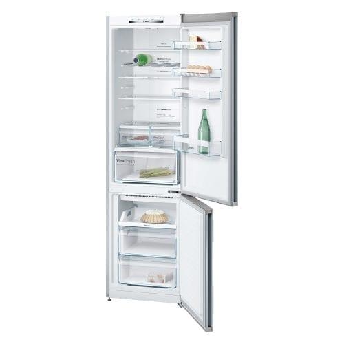 Bosch KGN39VL3AG 60cm Stainless Steel Freestanding Fridge Freezer A++ Energy