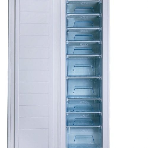 SIA Fully Integrated Tall Larder Fridge & Freezer Pack A+ Rating | 177cm x 54cm