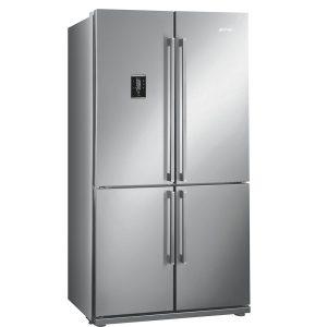 Smeg FQ60XPE 92cm American 4 Door Fridge-Freezer In St/Steel A+ Energy rating