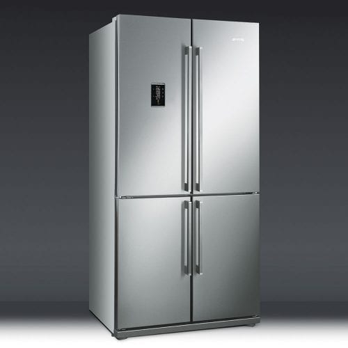 Smeg FQ60XPE 92cm American 4 Door Fridge-Freezer In St/Steel A+ Energy rating