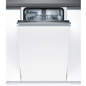 Bosch SPV40C10GB ActiveWater 45cm Integrated Slimline Dishwasher A+ Rating