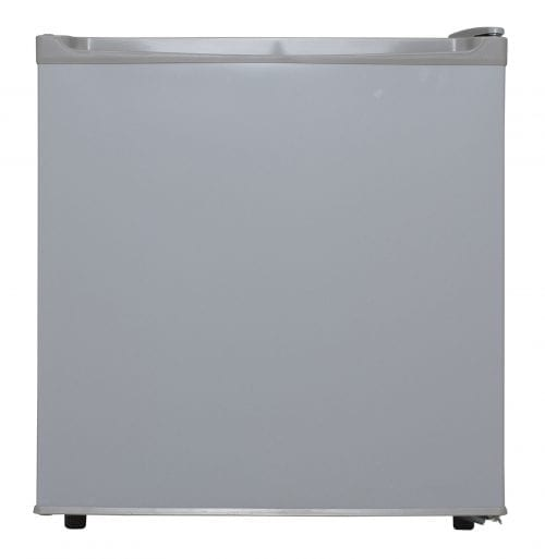 SIA TT01SV 47L Counter Table Top Mini Drinks Fridge With Ice Box In Silver   A+