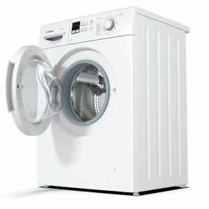 Bosch WAB24161GB Freestanding Washing Machine With Active Water In White | A+++