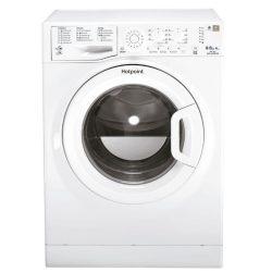 Hotpoint WDAL8640P Aquarius Washer Dryer In White