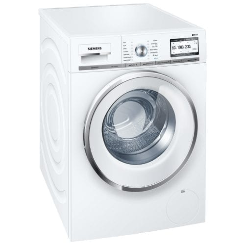 Siemens WMH6Y790GB IQ700 9KG 1600rpm Front Loading Washing Machine in White A+++