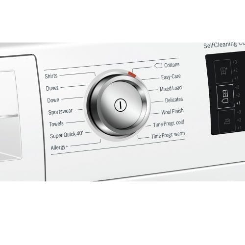Bosch WTWH7660GB 9kg Condenser Tumble Dryer with Heat Pump A++ Energy Rating