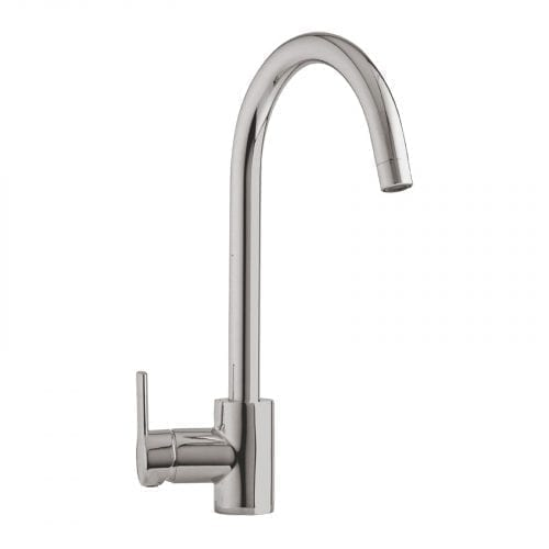 Astracast TP0772 Elera Contemporary Brushed Steel Kitchen Sink Mixer Tap