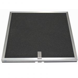 CDA CHA12 Cooker Hood Recirculation Square Charcoal Filter For ECP/ECN Models