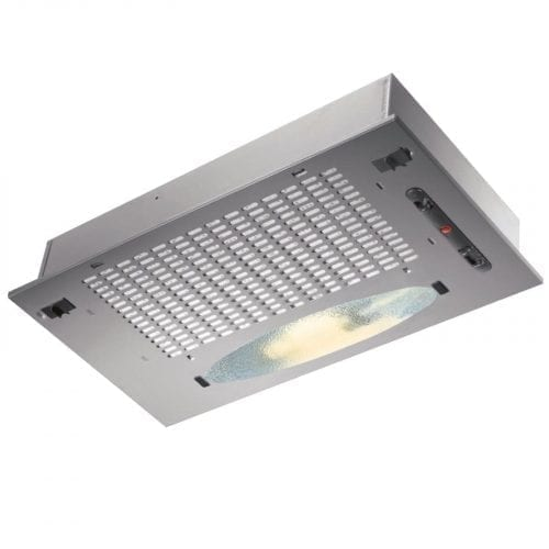 CDA CCA5SI 50cm Under Canopy Cooker Hood Extractor Fan In Silver + Filter