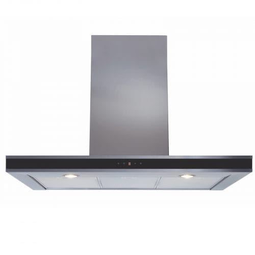 CDA EVP91SS 90cm Touch Control Liner Cooker Hood Extractor In Stainless Steel