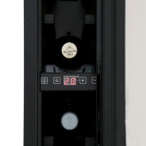 CDA FWC152SS 15cm Free Standing Under Counter Wine Cooler In Stainless Steel
