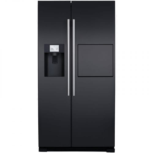 CDA PC71BL Black A+ Rating American Style Frost Free Fridge Freezer W>> Home Bar