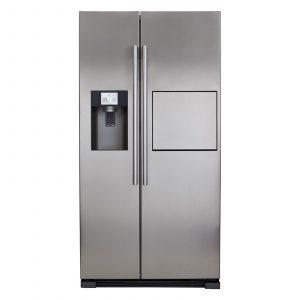 CDA PC71SC Stainless Steel American Style Frost Free Fridge Freezer W>> Home Bar
