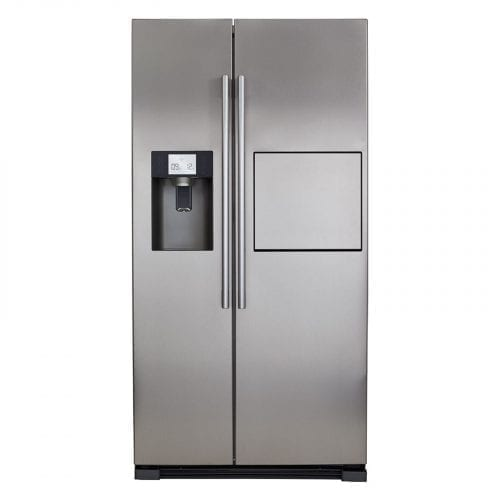 CDA PC71SC Stainless Steel American Style Frost Free Fridge Freezer W>> Home Bar
