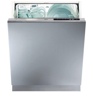 CDA WC141 60cm Fully Integrated Dishwasher | 12 Place Settings | 5 Programs