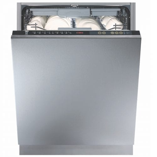 CDA WC600 Intelligent Fully Integrated Dishwasher With Cutlery Drawer