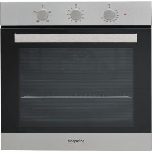 Hotpoint SA3 330 H IX Built In  Hydrolytic Single Oven In Stainless Steel