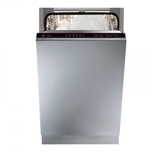 CDA WC431 Built in Slimline Fully Integrated Dishwasher