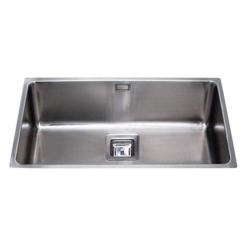 CDA KSC25 Undermount Designer Kitchen Sink in Stainless Steel