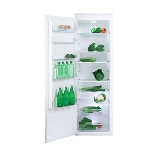 CDA FW821 In Column Integrated Full Height 316 Litre Larder Fridge