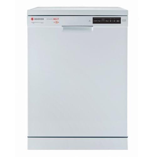 Hoover HDP 1DO39W-80 White Freestanding 10 Programme full-size Dishwasher