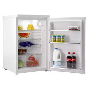 Hoover HFLE54W Undercounter 55cm White 131l Larder Fridge A+ Energy Rating
