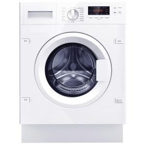 Amica AWS712S 7kg 1400 Spin Integrated Washing Machine White A+++ Energy Rating