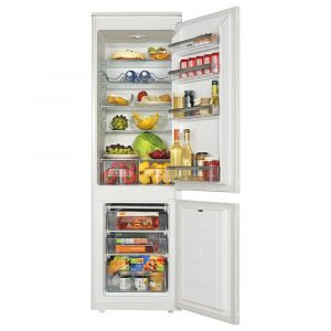 AMICA BK3163FA 54CM INTEGRATED 70/30 FROST FREE FRIDGE FREEZER A+ ENERGY RATED