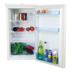 Amica FC1284 50cm White Freestanding Undercounter Larder Fridge - A+ Rated
