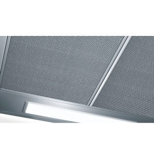 Bosch DUL63CC50B Serie 4 Brushed Steel 60cm Wide Built under Kitchen Cooker Hood