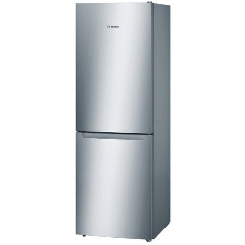 Bosch KGN33NL20G 279L No Frost Freestanding Fridge Freezer - Stainless Steel