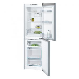 Bosch KGN34NL30G 297L No Frost Freestanding Fridge Freezer – Stainless Steel
