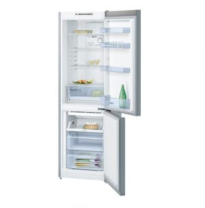 Bosch KGN36NL30G 302L No Frost Freestanding Fridge Freezer – Stainless Steel