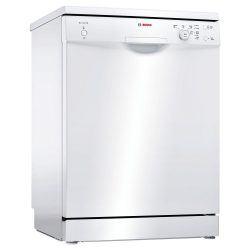 Bosch SMS24AW01G Serie 2 Active Water 12 Place Freestanding Dishwasher - White