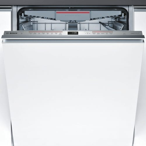 Bosch SMV68MD02G 60cm  A++ Fully Integrated Dishwasher With Door Assist - White