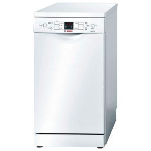 Bosch SPS53M02GB White Active Water 9 Place Slimline Freestanding Dishwasher